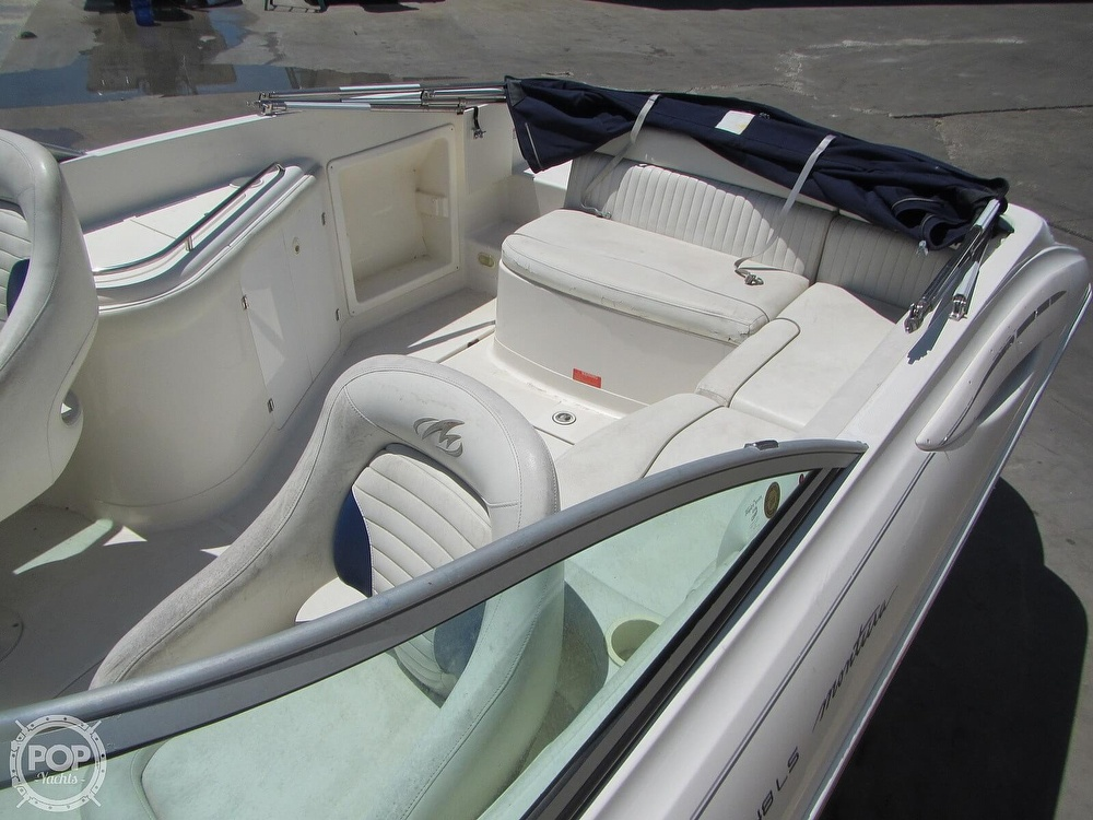 2005 Monterey boat for sale, model of the boat is 248LS Montura & Image # 5 of 40