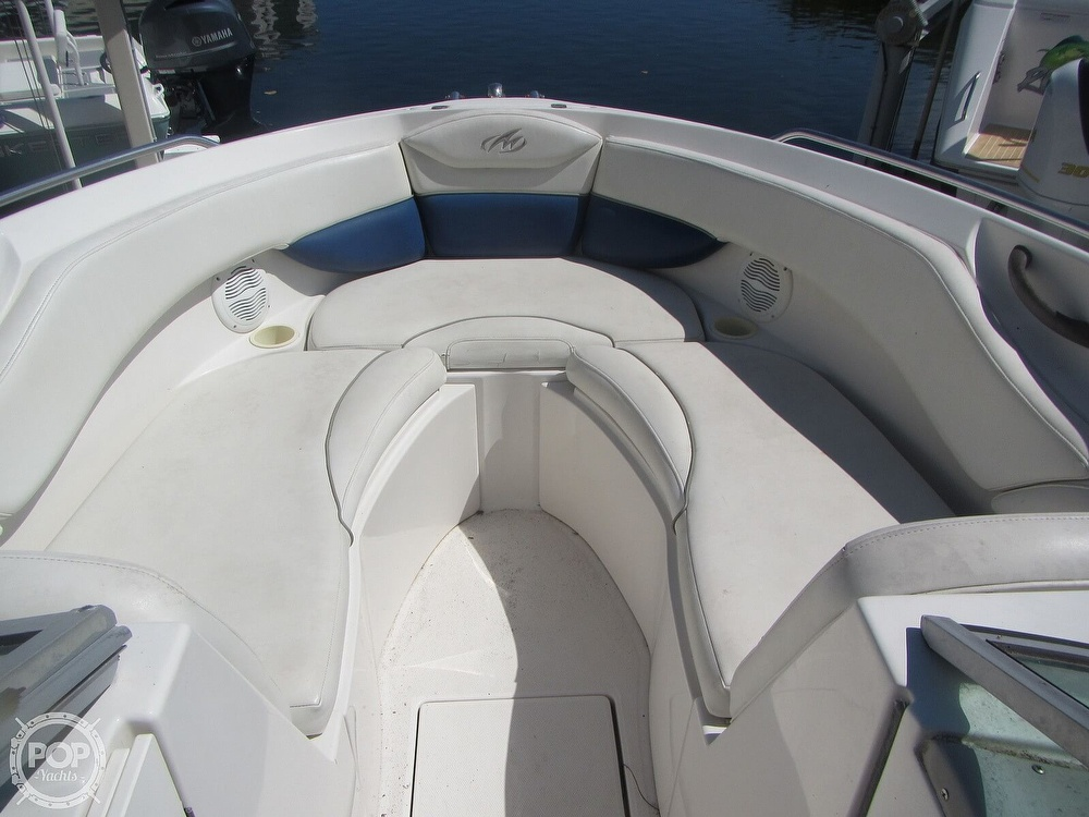2005 Monterey boat for sale, model of the boat is 248LS Montura & Image # 9 of 40