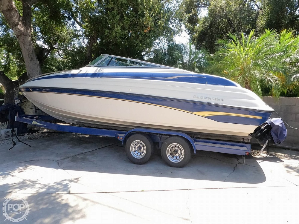 1997 Crownline boat for sale, model of the boat is 266 CCR & Image # 4 of 40