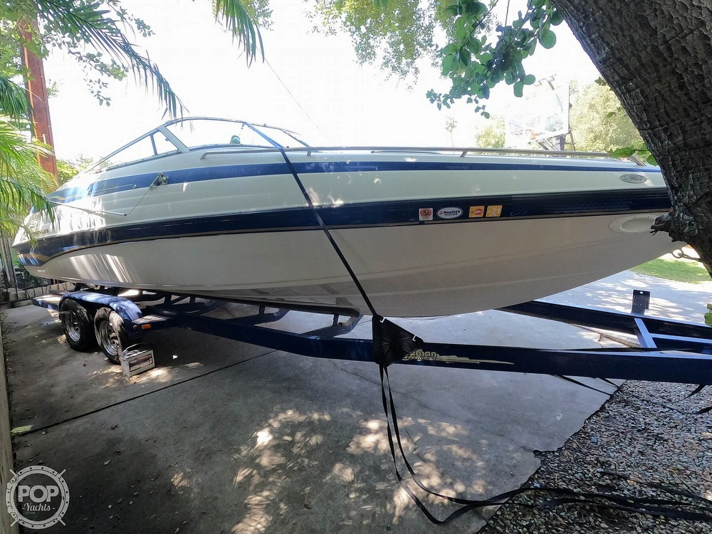 1997 Crownline boat for sale, model of the boat is 266 CCR & Image # 6 of 40