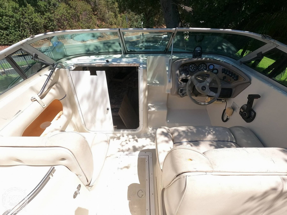 1997 Crownline boat for sale, model of the boat is 266 CCR & Image # 10 of 40