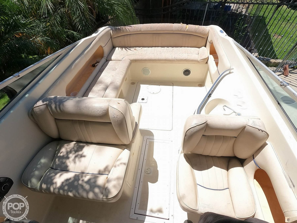1997 Crownline boat for sale, model of the boat is 266 CCR & Image # 14 of 40