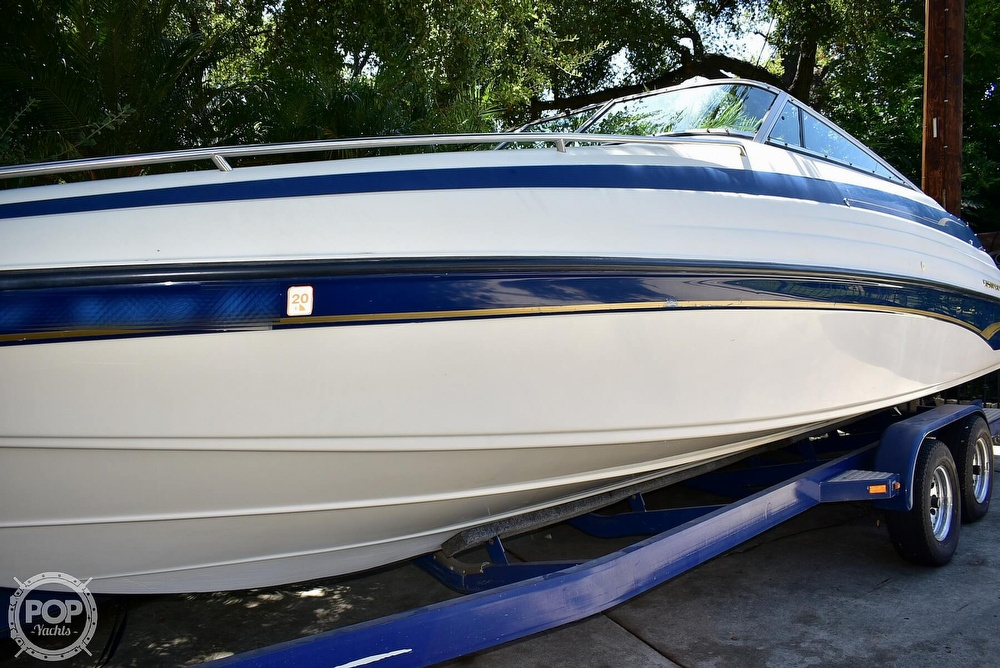 1997 Crownline boat for sale, model of the boat is 266 CCR & Image # 24 of 40