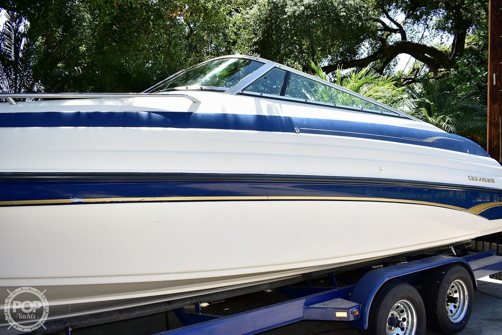 1997 Crownline boat for sale, model of the boat is 266 CCR & Image # 25 of 40