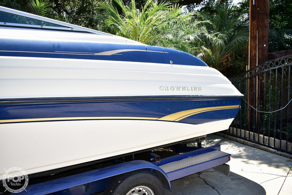 1997 Crownline boat for sale, model of the boat is 266 CCR & Image # 26 of 40