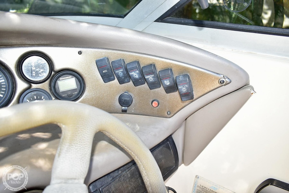1997 Crownline boat for sale, model of the boat is 266 CCR & Image # 35 of 40