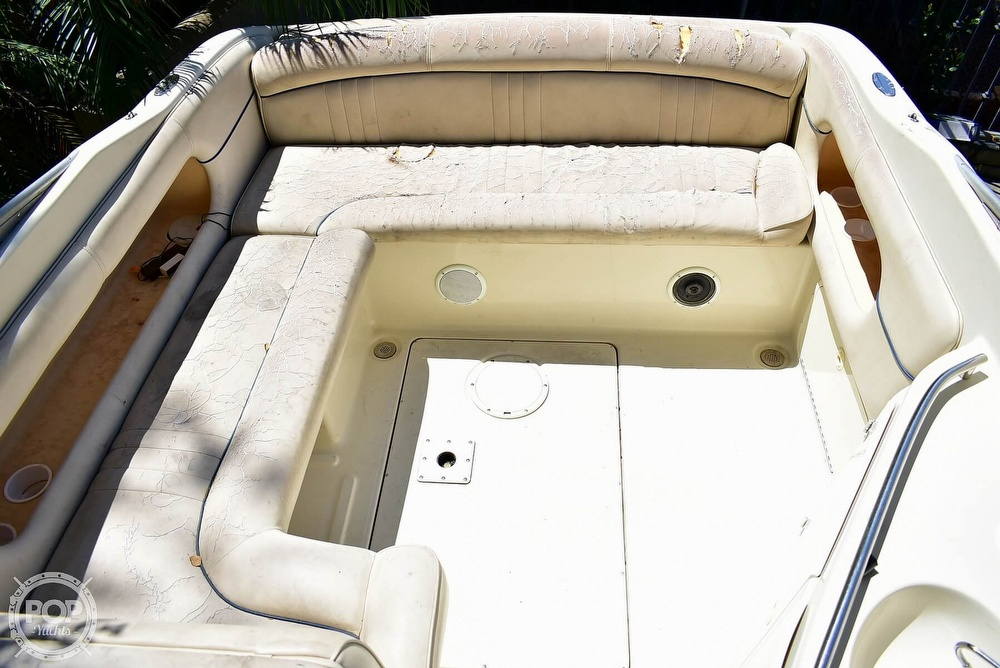 1997 Crownline boat for sale, model of the boat is 266 CCR & Image # 39 of 40
