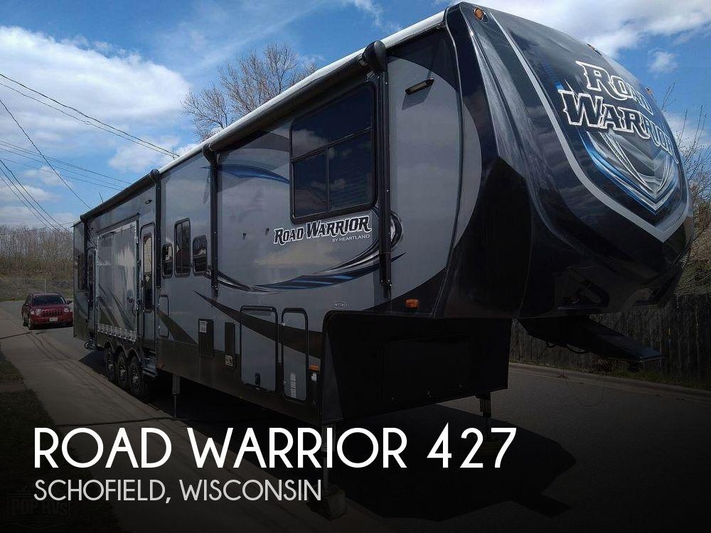 2017 Heartland Heartland Road Warrior 427