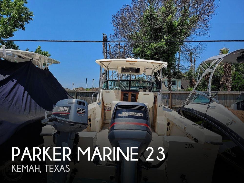 1990 Parker Marine 23