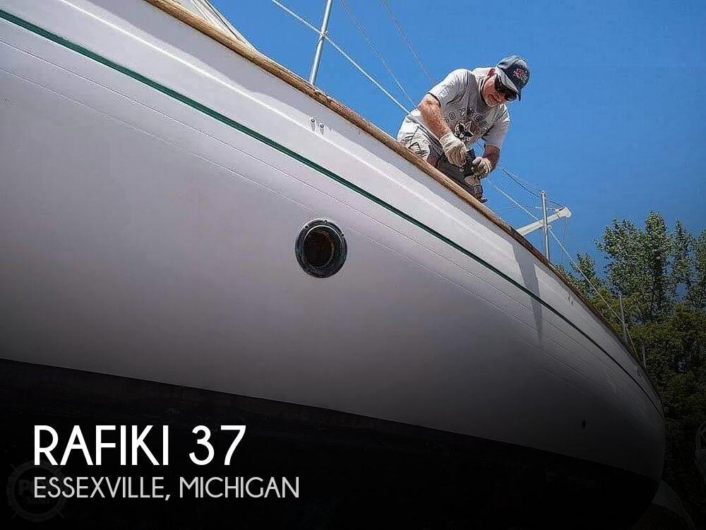 Used Rafiki Boats For Sale in Michigan by owner | 1977 Rafiki 36