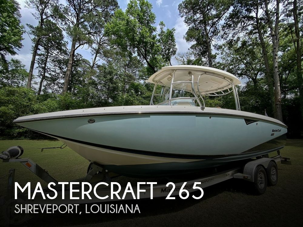 Used Power boats For Sale in Longview, Texas by owner | 2008 Mastercraft CSX 265 SS