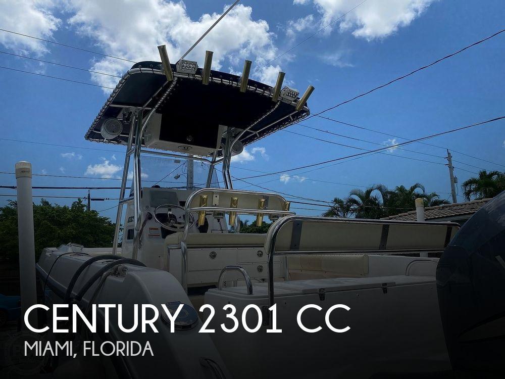 2007 Century 2301 CC