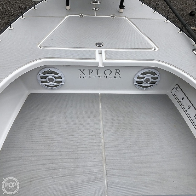 2018 Xplor boat for sale, model of the boat is X18 & Image # 33 of 40