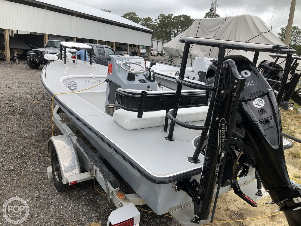 2018 Xplor boat for sale, model of the boat is X18 & Image # 4 of 40