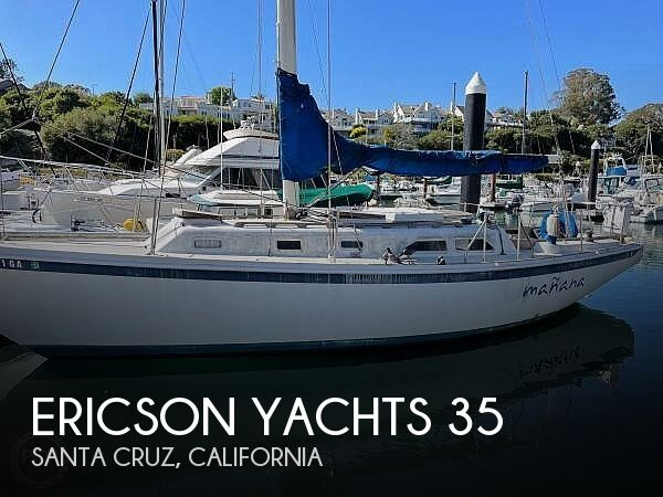 1976 Ericson Yachts boat for sale, model of the boat is 35 & Image # 1 of 8