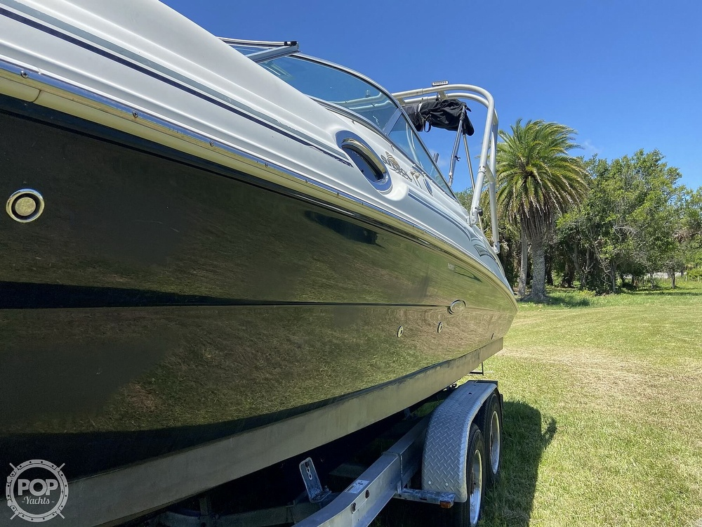 2006 Sea Ray boat for sale, model of the boat is 270 Sundeck & Image # 21 of 40
