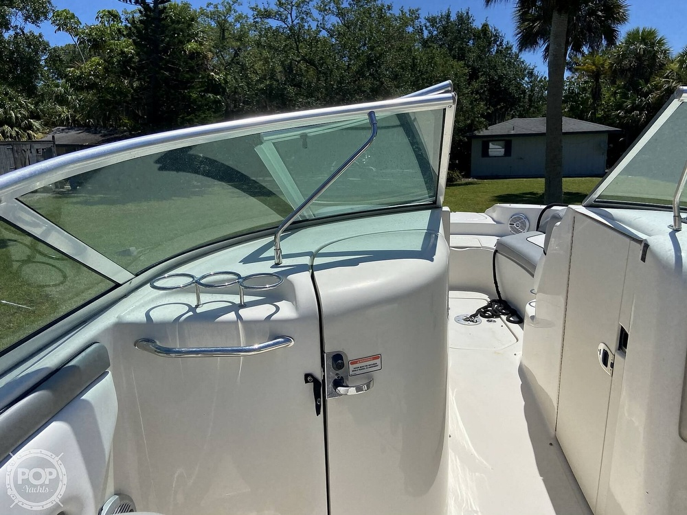 2006 Sea Ray boat for sale, model of the boat is 270 Sundeck & Image # 32 of 40