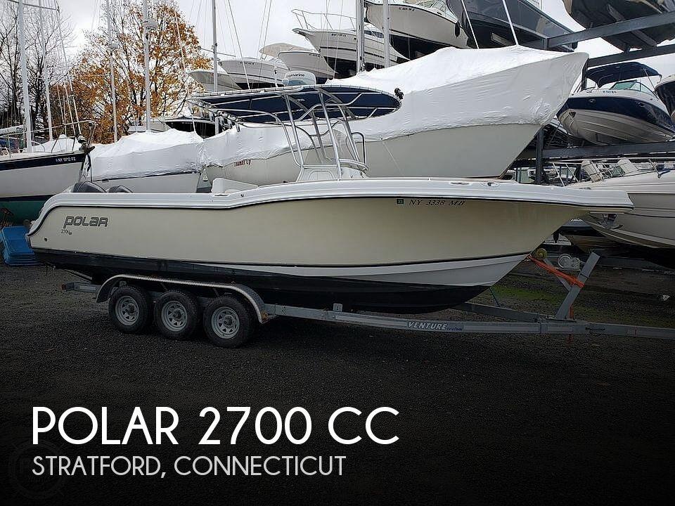 2005 POLAR 27 for sale