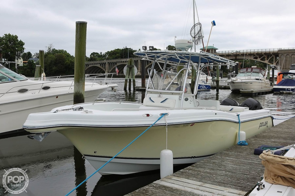 2005 Polar boat for sale, model of the boat is 2700 CC & Image # 15 of 40