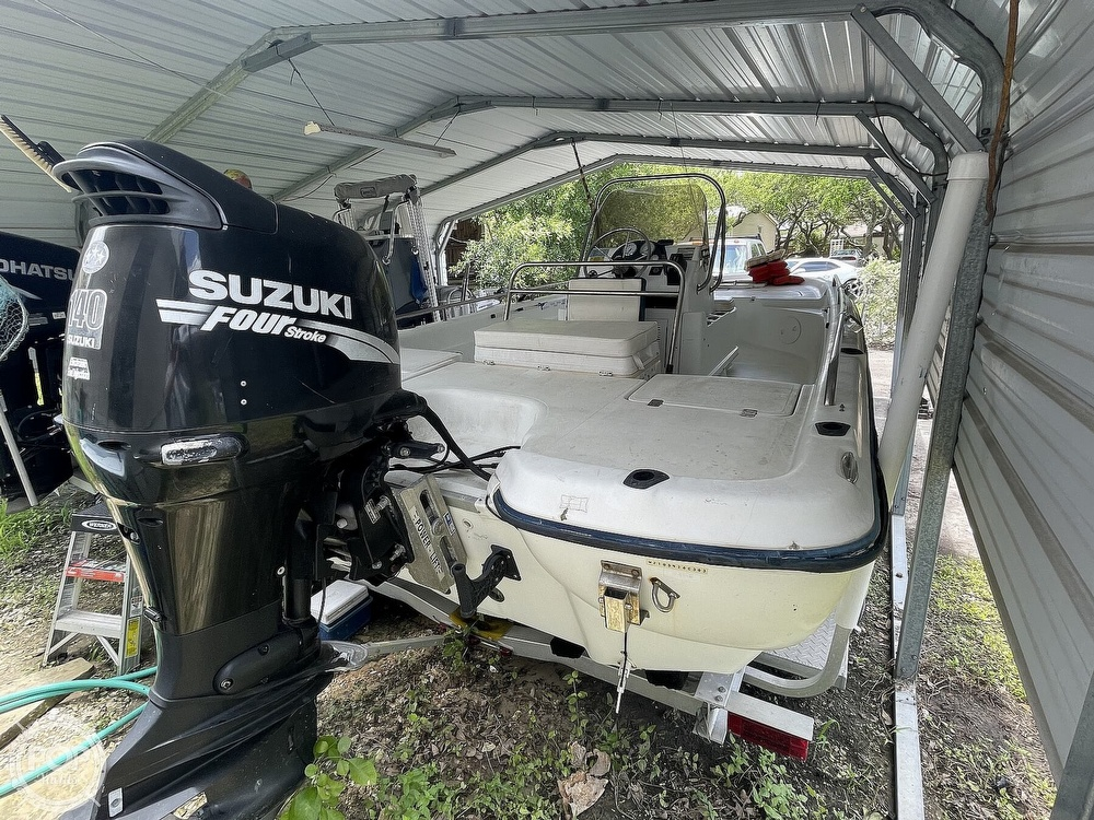2003 Polar boat for sale, model of the boat is Fish Master Travis Edition & Image # 5 of 40