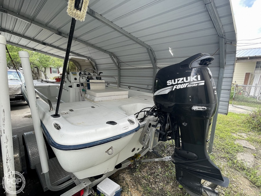 2003 Polar boat for sale, model of the boat is Fish Master Travis Edition & Image # 10 of 40