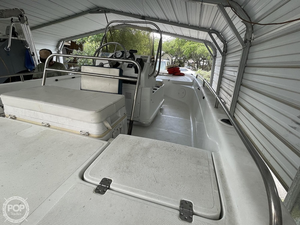 2003 Polar boat for sale, model of the boat is Fish Master Travis Edition & Image # 14 of 40