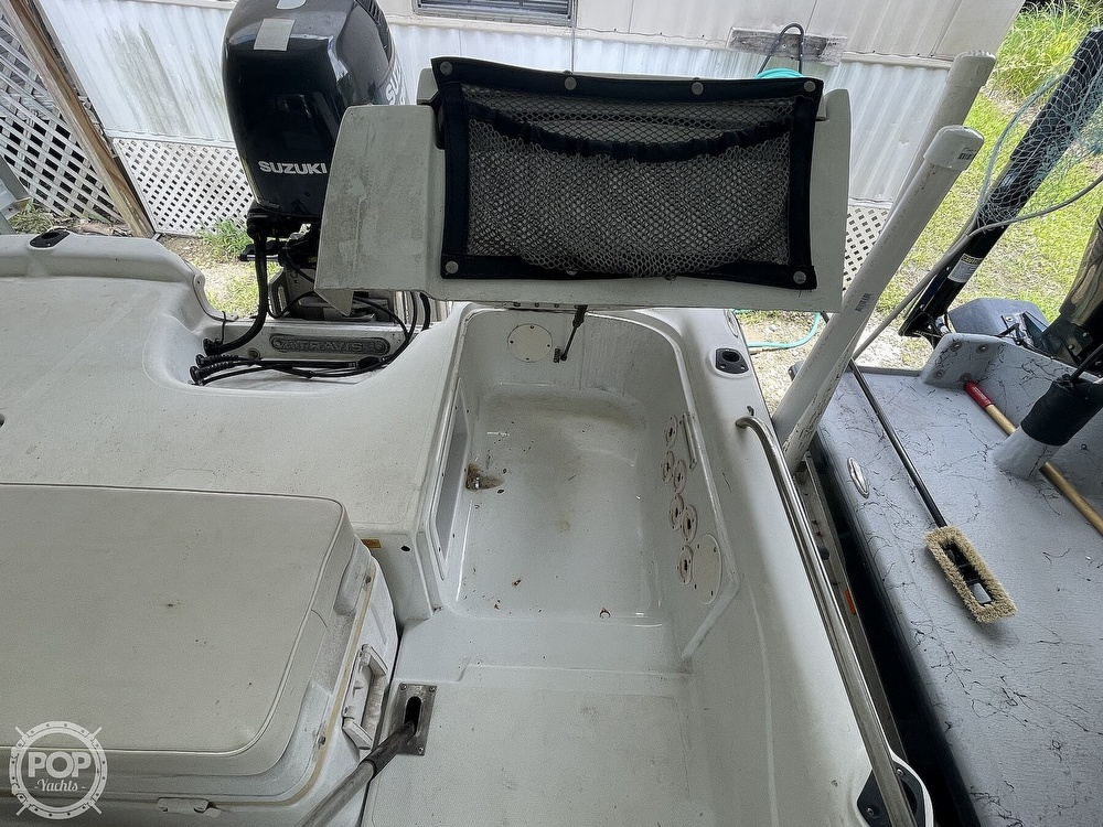 2003 Polar boat for sale, model of the boat is Fish Master Travis Edition & Image # 20 of 40