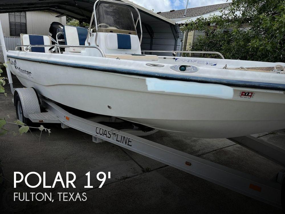 2003 POLAR FISH MASTER TRAVIS EDITION for sale