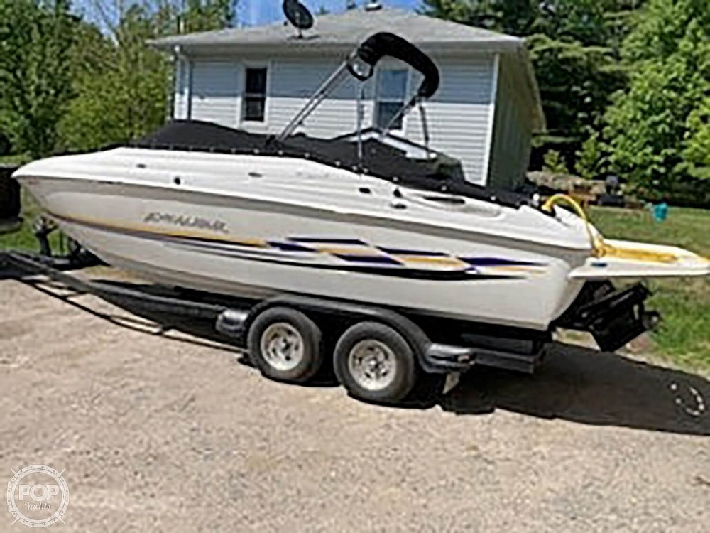 2000 Wellcraft boat for sale, model of the boat is Excalibur 23 Sport & Image # 19 of 40