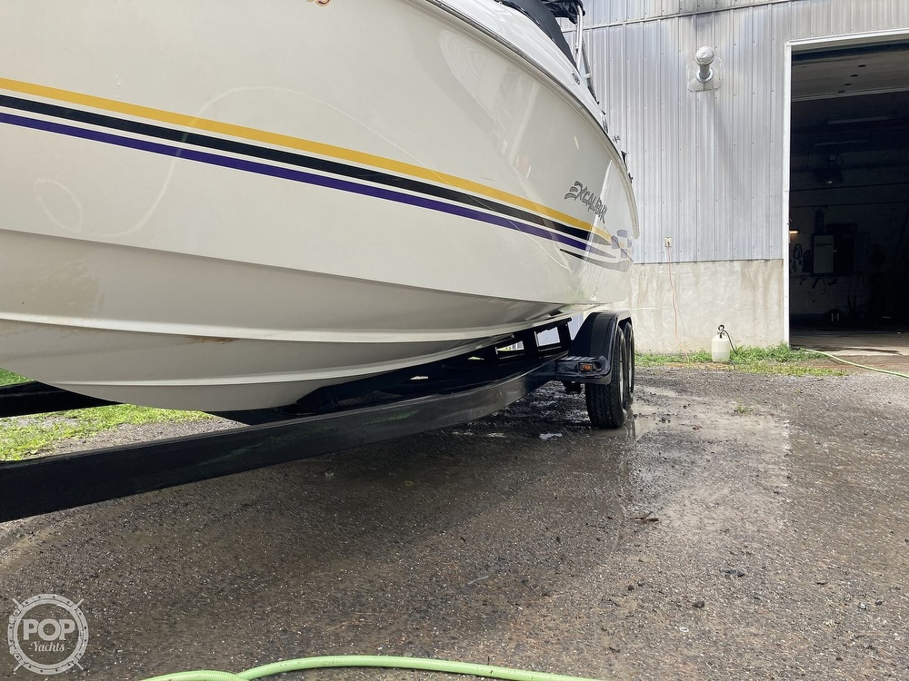 2000 Wellcraft boat for sale, model of the boat is Excalibur 23 Sport & Image # 15 of 40