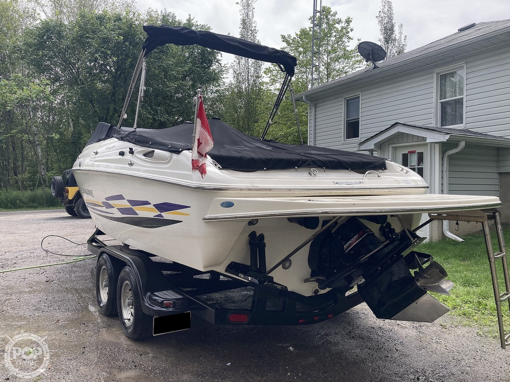 2000 Wellcraft boat for sale, model of the boat is Excalibur 23 Sport & Image # 5 of 40