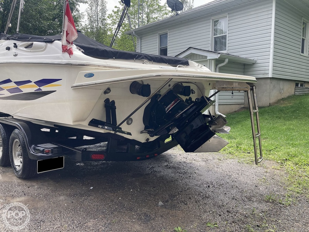 2000 Wellcraft boat for sale, model of the boat is Excalibur 23 Sport & Image # 6 of 40