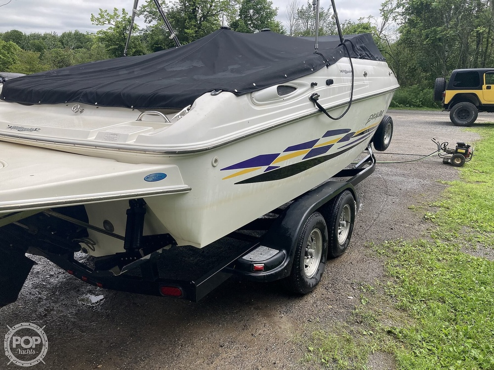 2000 Wellcraft boat for sale, model of the boat is Excalibur 23 Sport & Image # 4 of 40