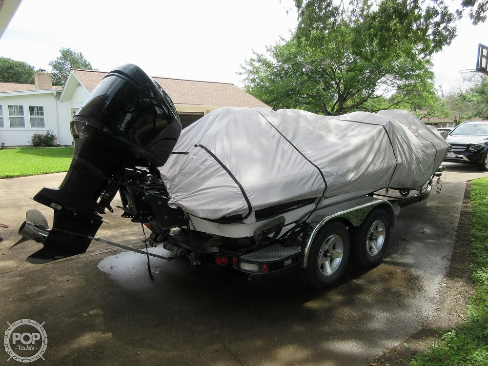 2003 Triton boat for sale, model of the boat is Tr-21 & Image # 26 of 40