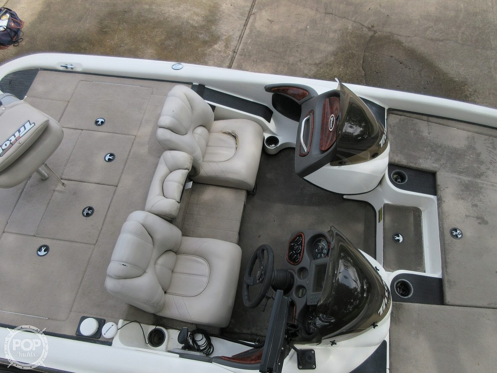 2003 Triton boat for sale, model of the boat is Tr-21 & Image # 4 of 40