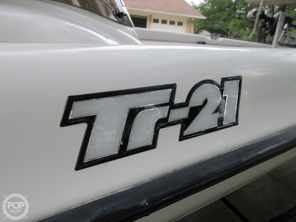 2003 Triton boat for sale, model of the boat is Tr-21 & Image # 21 of 40