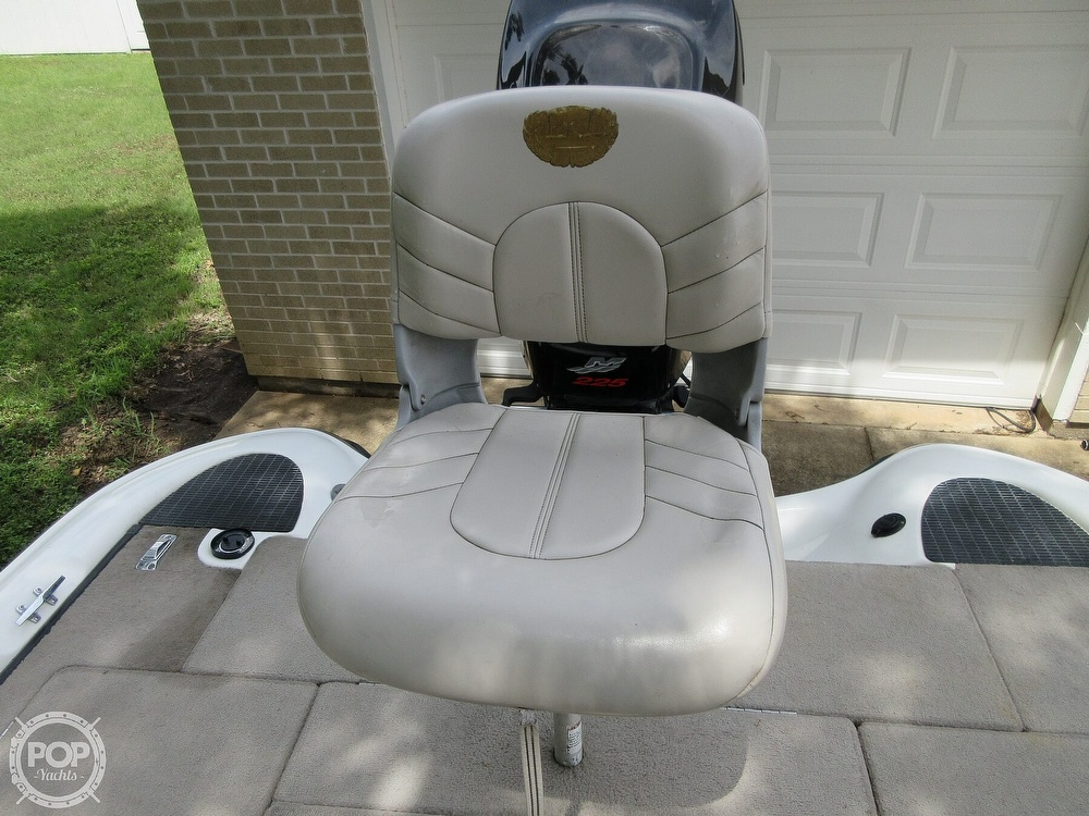 2003 Triton boat for sale, model of the boat is Tr-21 & Image # 6 of 40