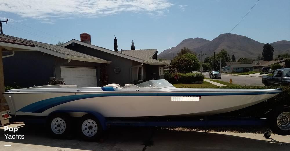 1976 Bob Warren Hurricane boat for sale, model of the boat is 24 & Image # 16 of 40