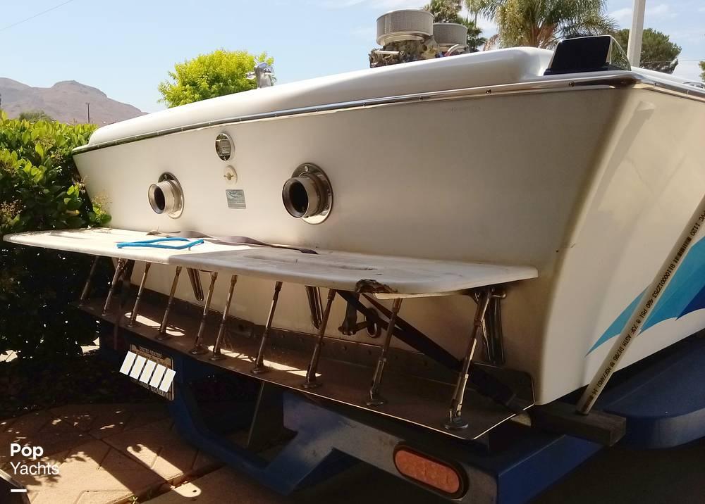 1976 Bob Warren Hurricane boat for sale, model of the boat is 24 & Image # 19 of 40