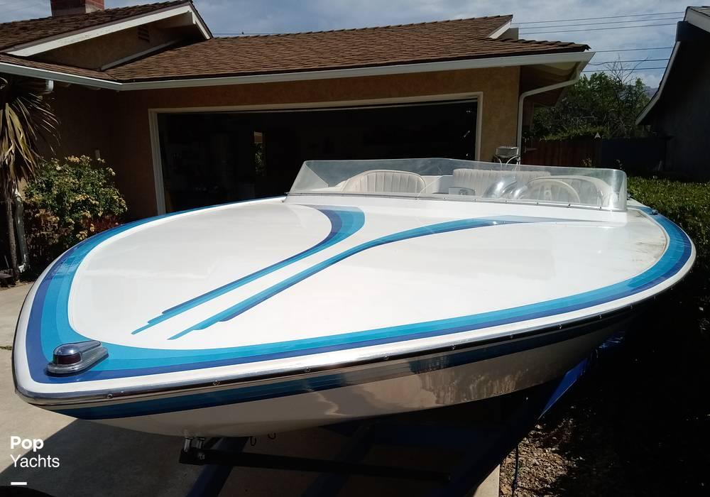 1976 Bob Warren Hurricane boat for sale, model of the boat is 24 & Image # 23 of 40