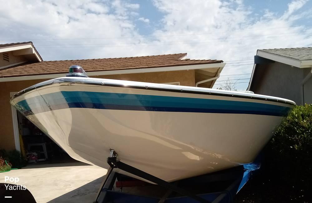 1976 Bob Warren Hurricane boat for sale, model of the boat is 24 & Image # 25 of 40
