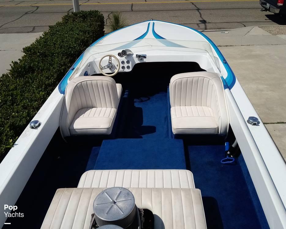 1976 Bob Warren Hurricane boat for sale, model of the boat is 24 & Image # 8 of 40