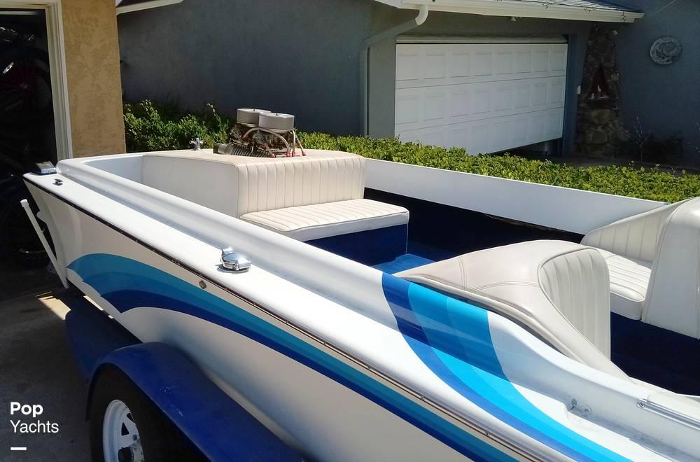 1976 Bob Warren Hurricane boat for sale, model of the boat is 24 & Image # 3 of 40
