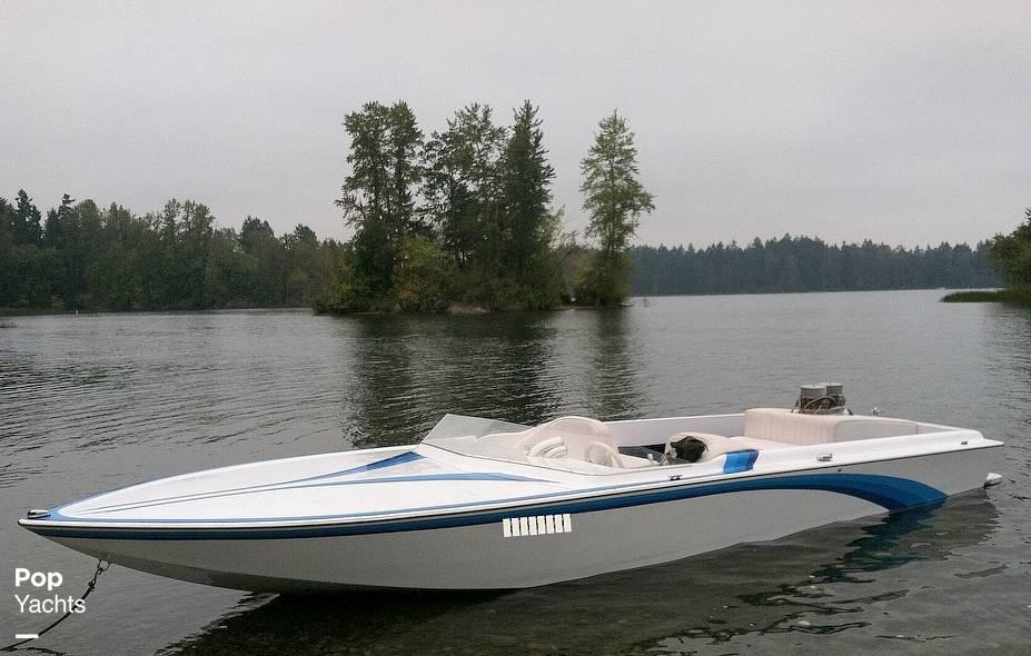 1976 Bob Warren Hurricane boat for sale, model of the boat is 24 & Image # 11 of 40