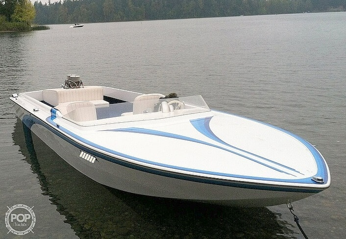 1976 Bob Warren Hurricane boat for sale, model of the boat is 24 & Image # 10 of 40