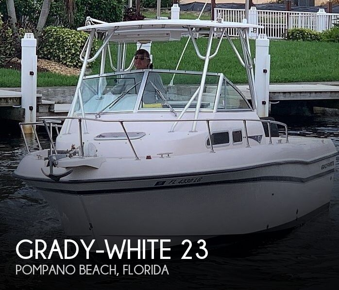 Used Grady-White 23 Boats For Sale by owner | 2000 Grady-White 23