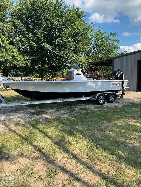 2020 Sea Pro boat for sale, model of the boat is 248 DLX & Image # 8 of 40