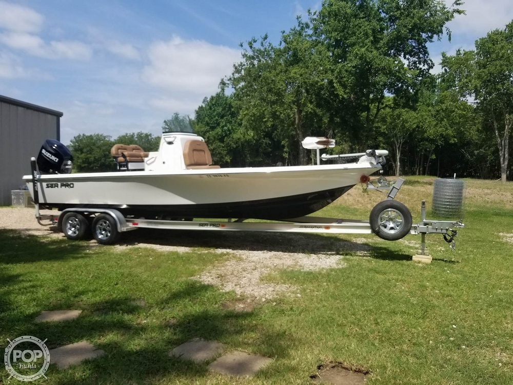 2020 Sea Pro boat for sale, model of the boat is 248 DLX & Image # 3 of 40