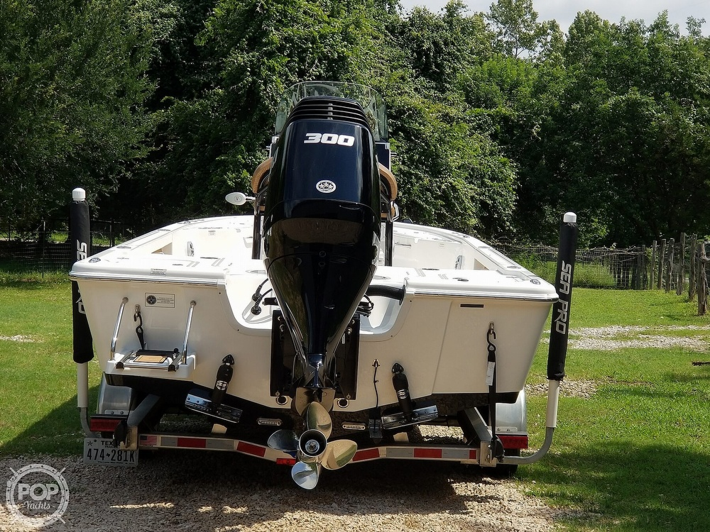 2020 Sea Pro boat for sale, model of the boat is 248 DLX & Image # 10 of 40