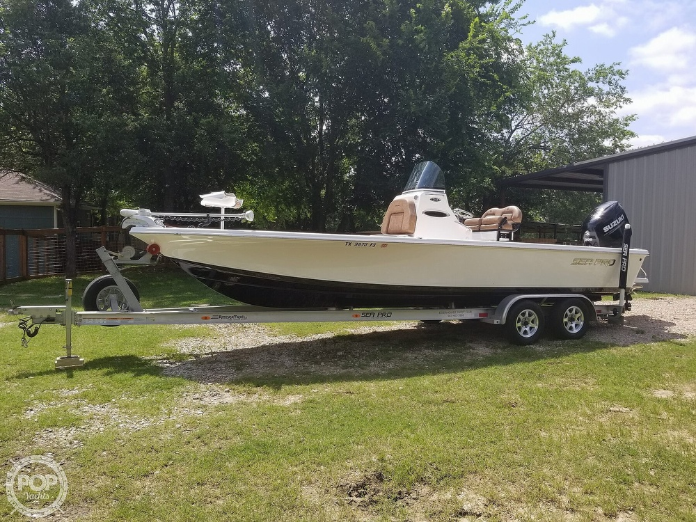 2020 Sea Pro boat for sale, model of the boat is 248 DLX & Image # 2 of 40